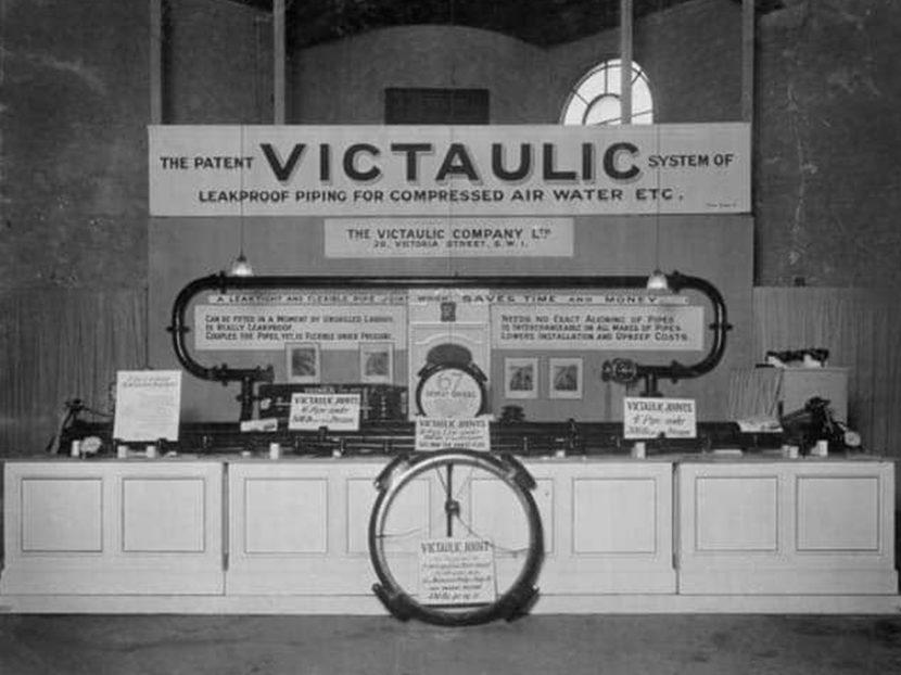 Victaulic Celebrates 100 Years of Innovation