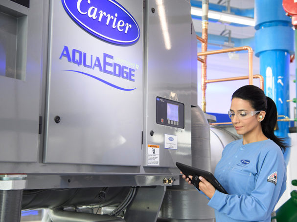 Carrier becomes independent company begins trading on nyse