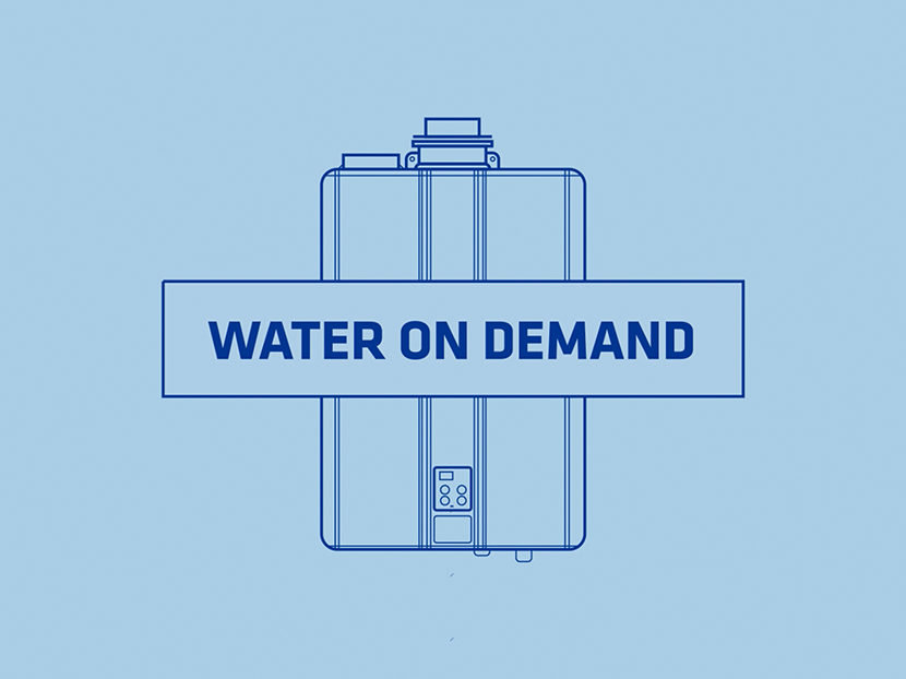 Educational PERC Video Outlines Advantages of Tankless Water Heating in Commercial Buildings