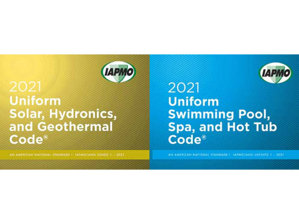 IAPMO USHGC and USPSHTC Code Change Monographs Now Available