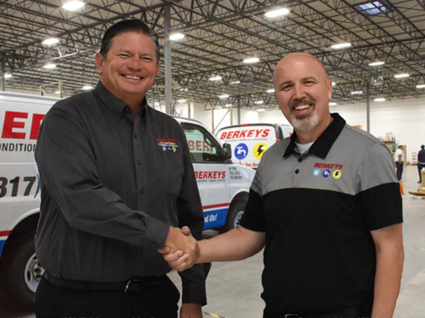 Jeff Cox Named New President at Berkeys Air Conditioning, Plumbing & Electrical