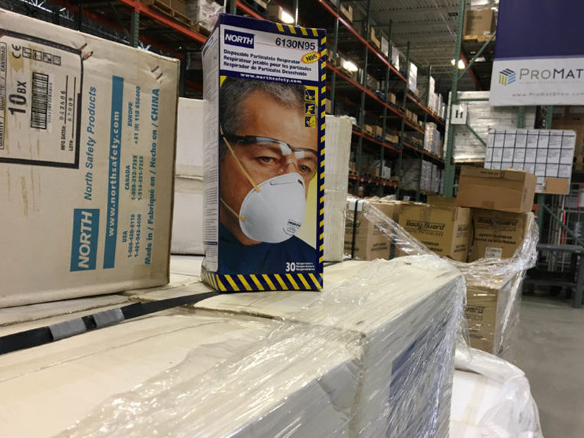 LCTI Donates Masks to First Responders, Medical Workers During COVID-19 Pandemic