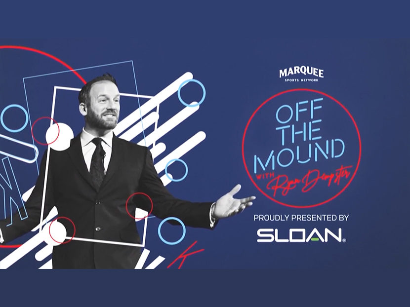 """Sloan Sponsors """"Off The Mound with Ryan Dempster"""""""