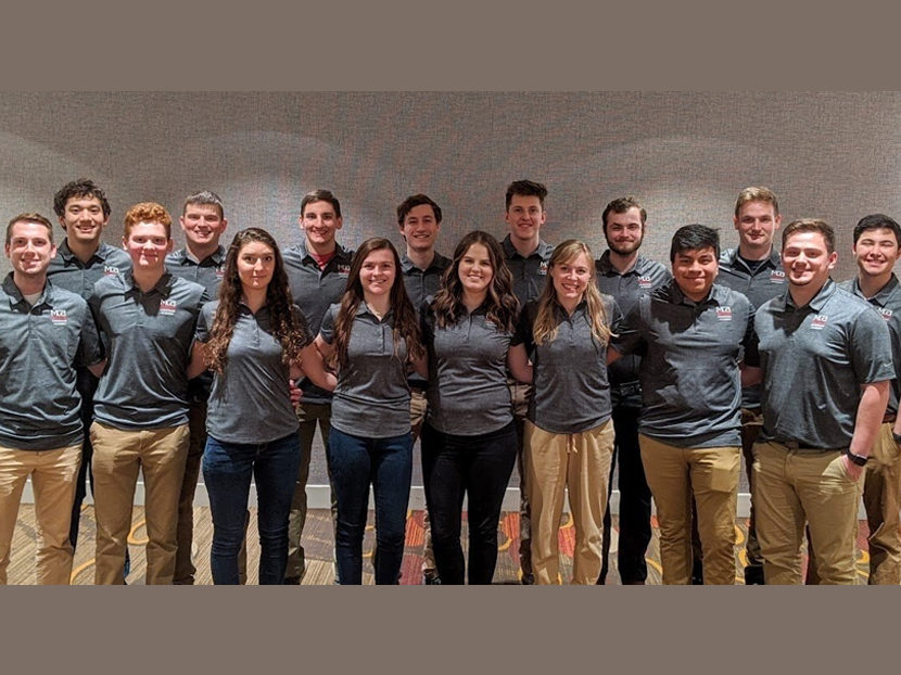 University of Nebraska Awarded MCAA Student Chapter of the Year