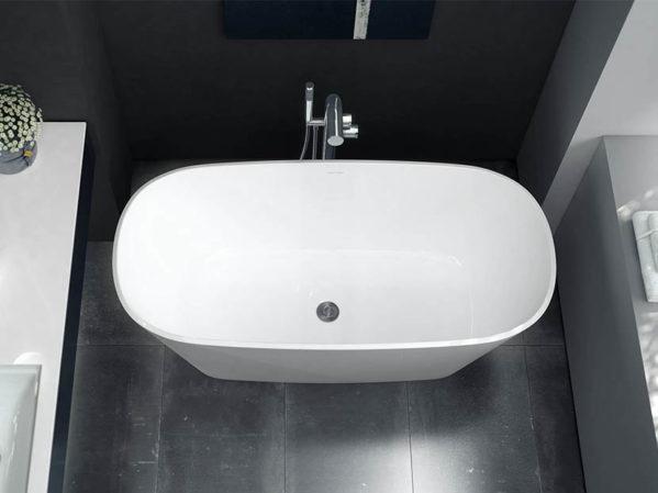 2017-September- Victoria + Albert's Vetralla tub