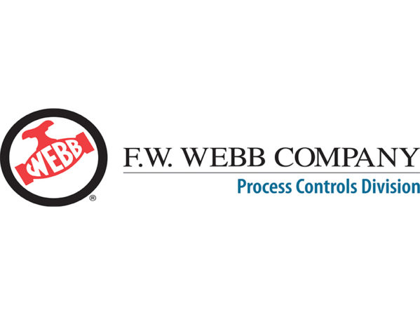 FW Webb Process Controls Logo