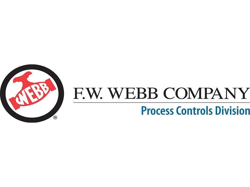 FW Webb Process Controls Logo