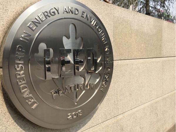 USGBC Names Washington, D.C. First LEED Platinum City in the World