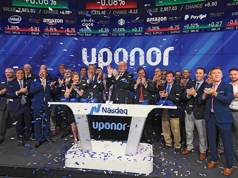 Uponor-Celebrates-Historic-100-Year-Milestone-in-Times-Square