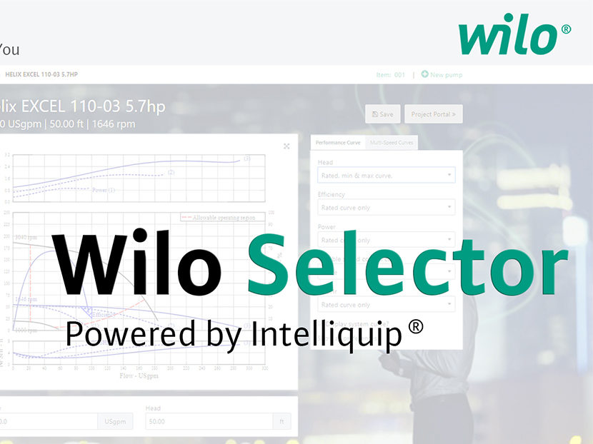 Wilo-USA-Announces-Updated-Selection-Software