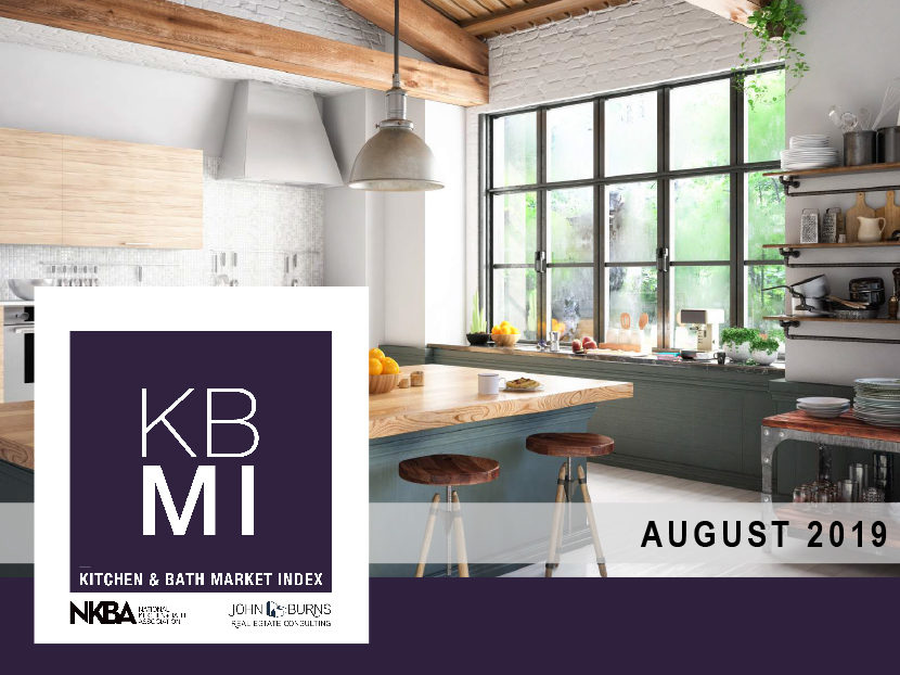 Kitchen and Bath Market Index Shows Sustained Industry Expansion in Second Quarter
