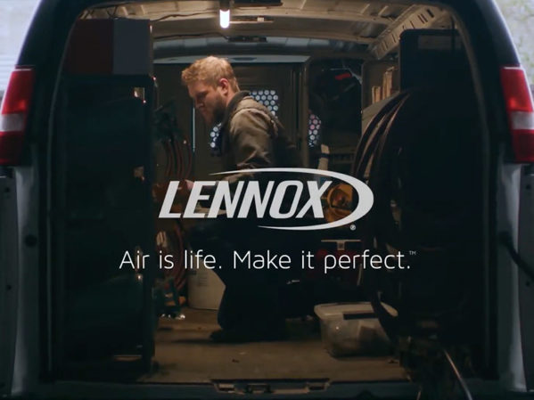 Lennox Makes Perfect Air Possible. You Make It Happen.