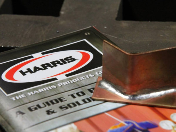 The Harris Products Group Announces an Exclusive Distribution Agreement with Worthington Industries