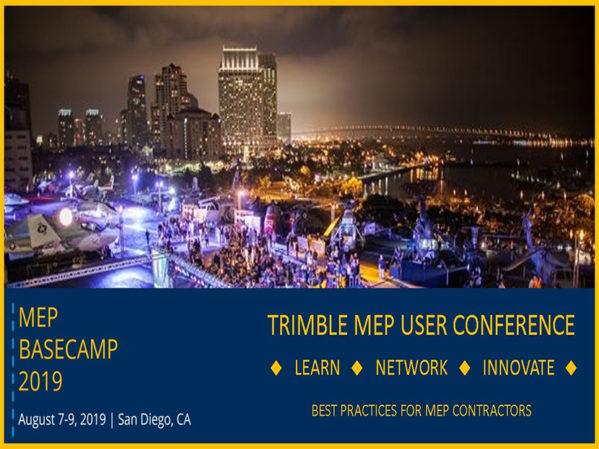 Trimble MEP Basecamp Conference Designed to Improve Workflow, Productivity