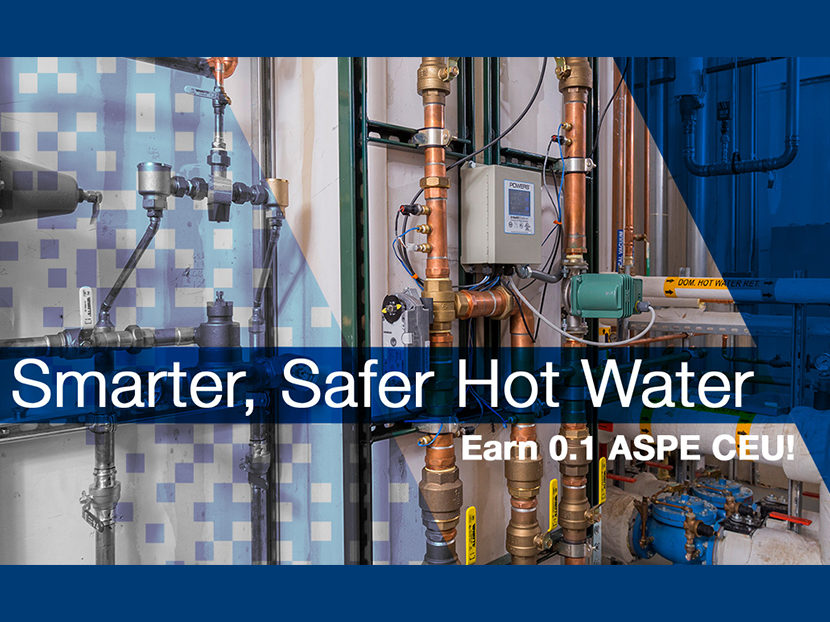 "Watts to Host ""Smarter, Safer Hot Water"" Webinar"