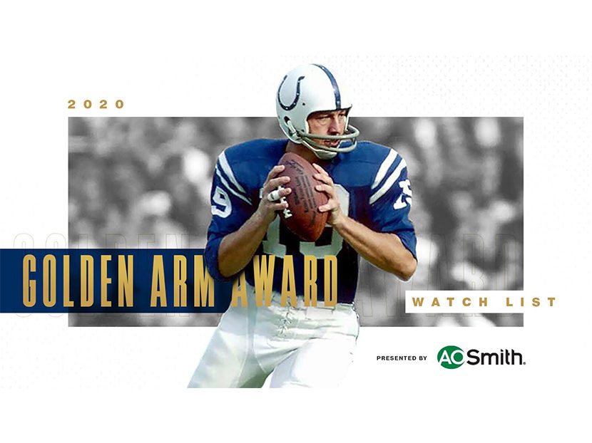 A. O. Smith and The Golden Arm Award Announce 2020 Class of Candidates