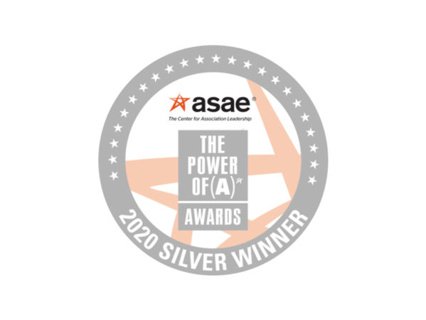 ACCA Wins 2020 ASAE Power of A Silver Award
