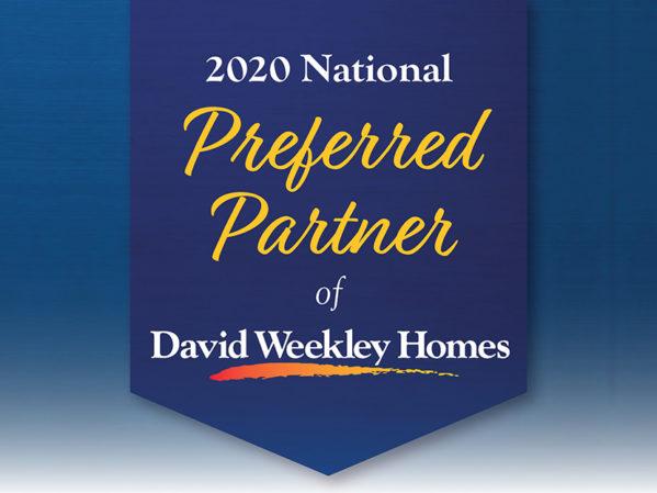 "David Weekley Homes Names Uponor a ""National Preferred Partner"" 2"