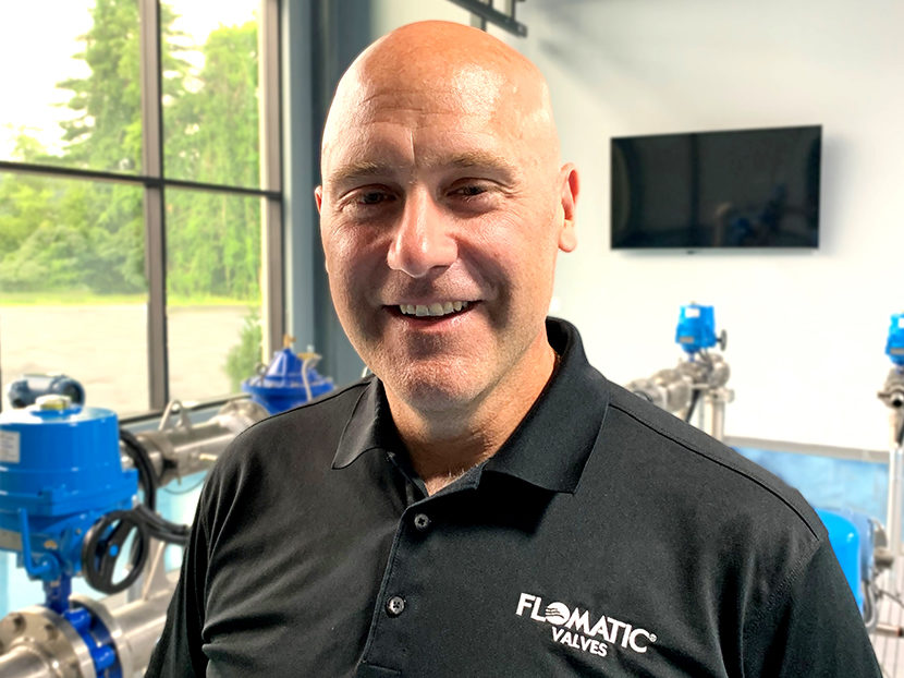 Flomatic Corp. Appoints Jim Tucci as New National Sales Manager