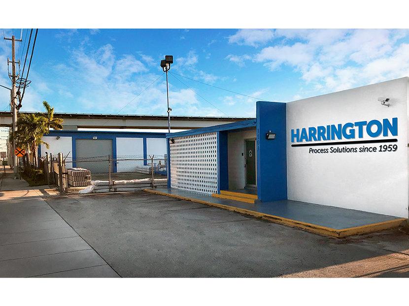 Harrington Announces Opening of New, Medley, Florida, Branch