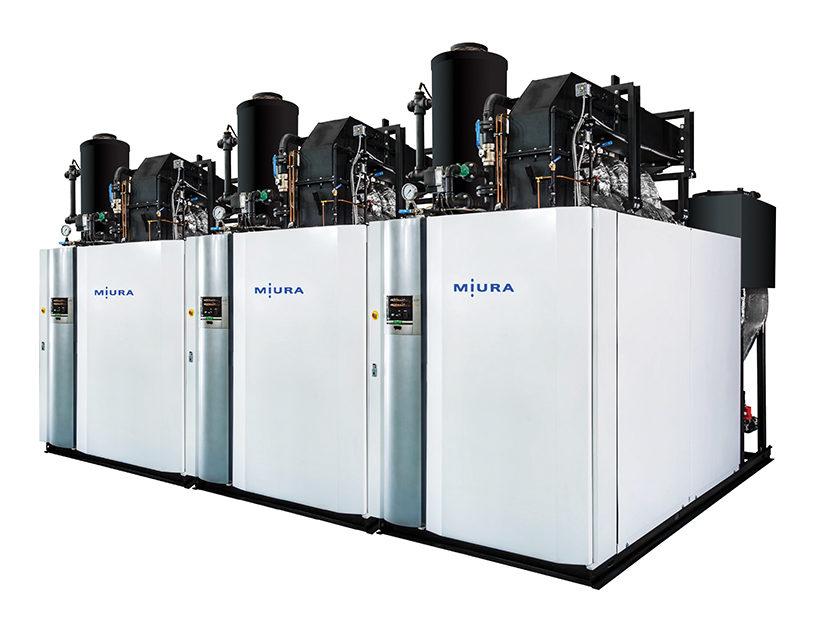 Op-Ed: Miura Steam Boiler Technology Addresses User Requirements During COVID-19