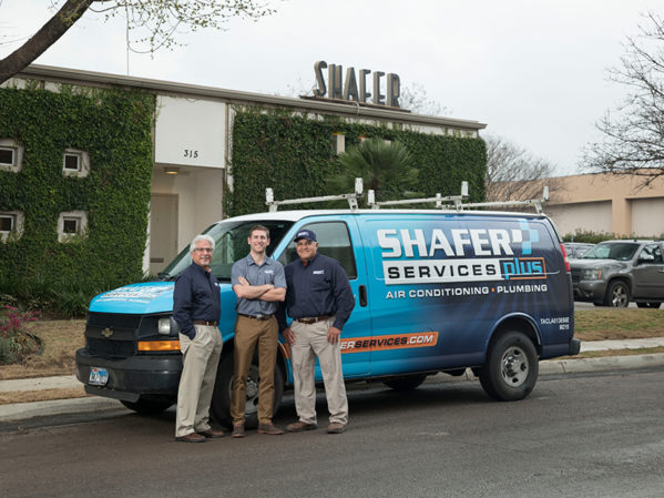 Steve's Plumbing Unites with Shafer Services Plus