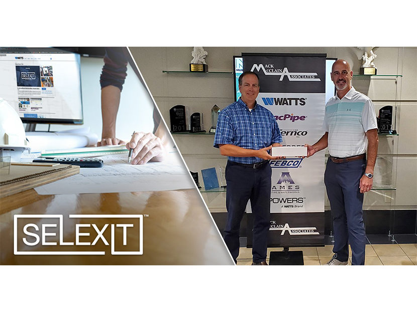 Watts Announces Selexit Sweepstakes Winner