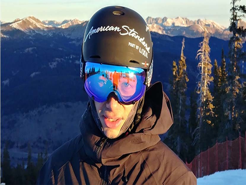American Standard Partners with Plumber and Elite Snowboard Cross Athlete Jonathan Cheever