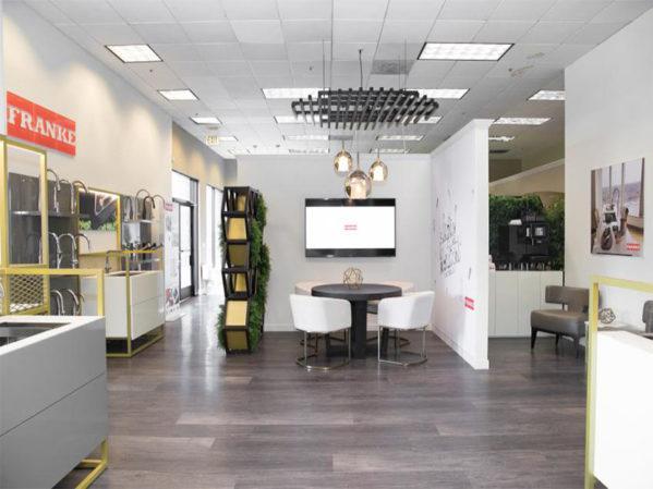 Franke Opens New Design Boutique