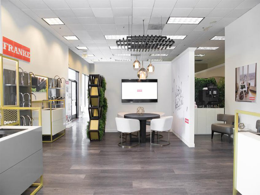Franke Opens New Design Boutique