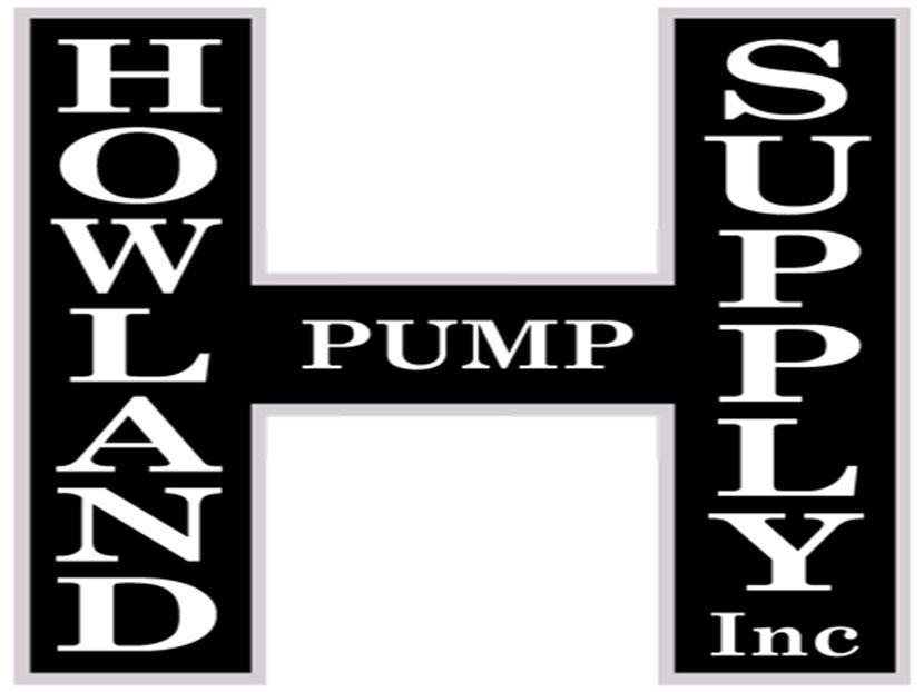 Howland Pump Purchases Hulbert Supply