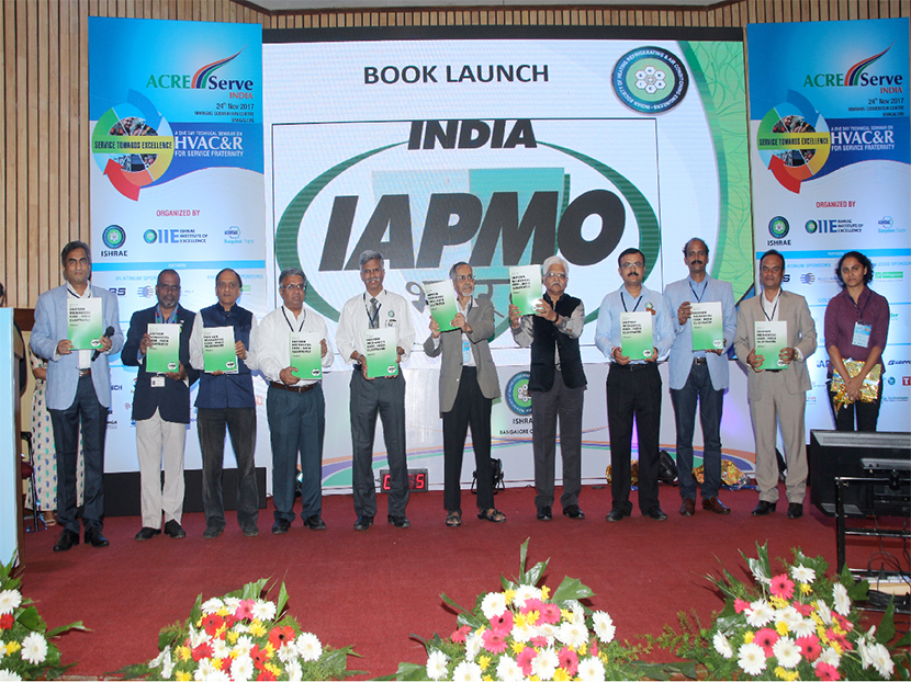 IAPMO India Releases 2017 Uniform Mechanical Code-India, Illustrated Volume II