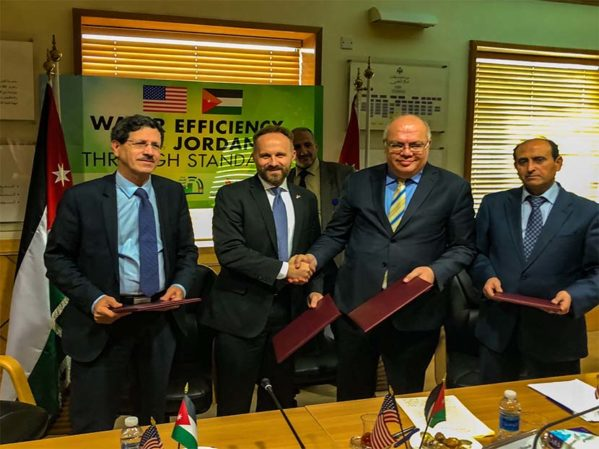 IAPMO, Jordanian Government Agencies Sign MOU to Develop Codes and Standards