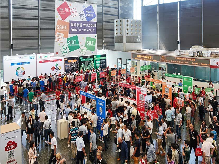 ISH China & CIHE 2018 Continues to Grow