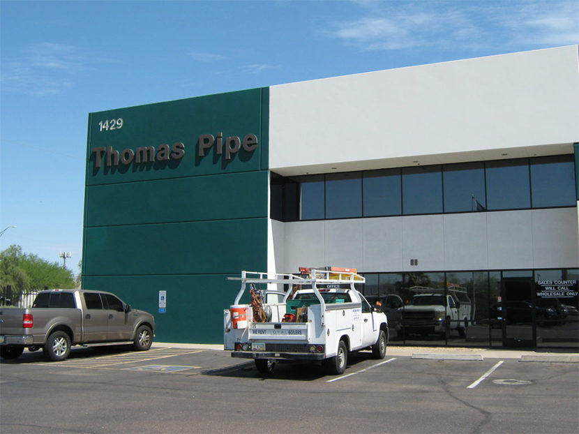 Winsupply Acquires Thomas Pipe & Supply