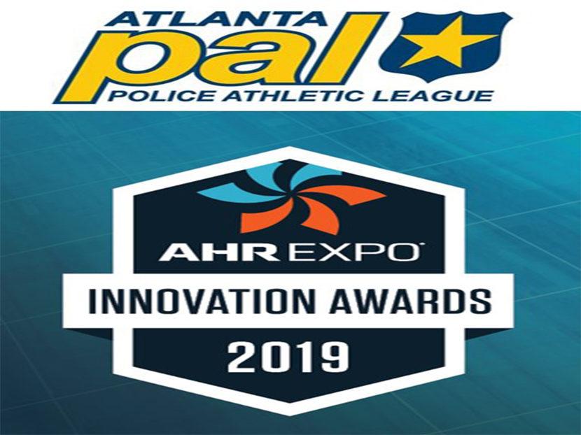 AHR Expo Donates $20,500 to the Atlanta Police Athletic League through Innovation Awards Program