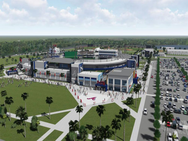 CoolToday Receives Naming Rights to Braves' Spring Training Ballpark