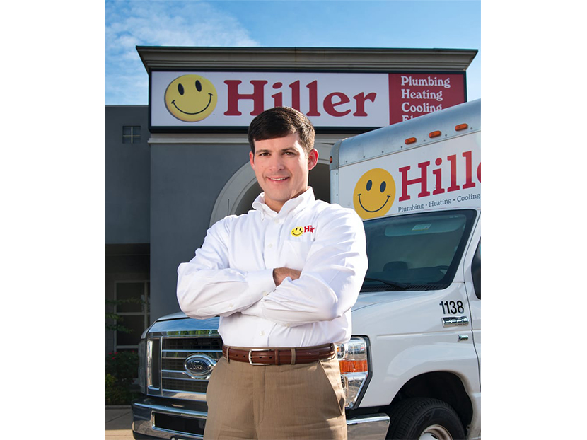 Jimmy Hiller Jr. Named COO, Hiller Plumbing, Heating, Cooling & Electrical