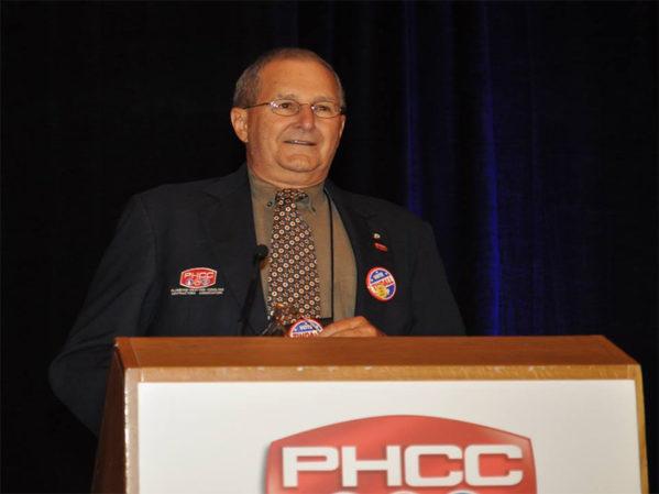 PHCC Past National President James 'Jim' Finley Sr. Passes Away