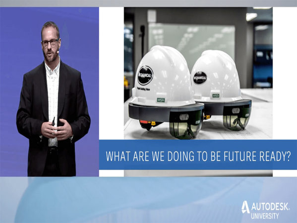 Travis Voss, Mechanical Inc., Featured at Autodesk's Connect & Construct Summit