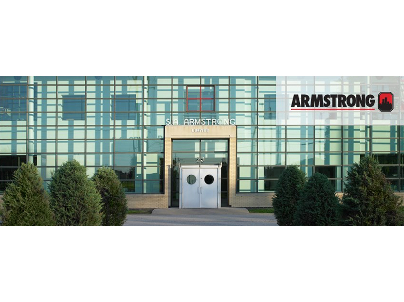 Armstrong Receives Two Awards from Top Brazil HVACR Association