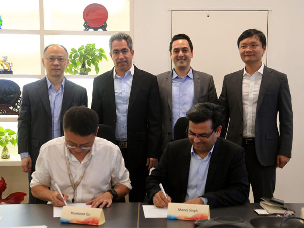 Acuva Technologies Partners with Canature