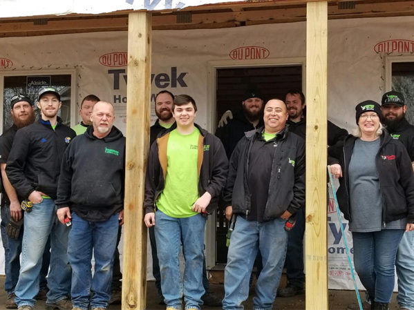 Companies That Give: Morgan Miller Plumbing