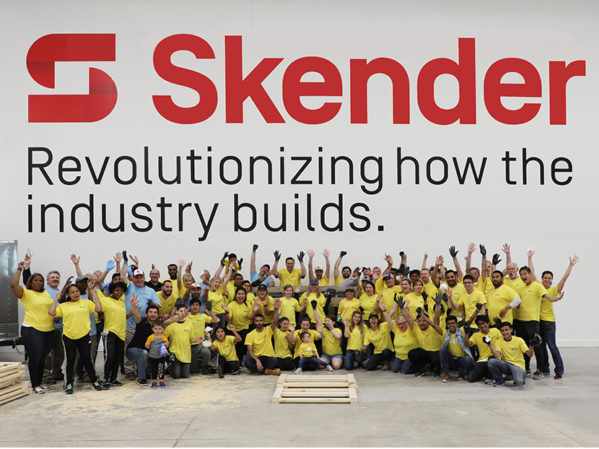 Companies That Give: Skender