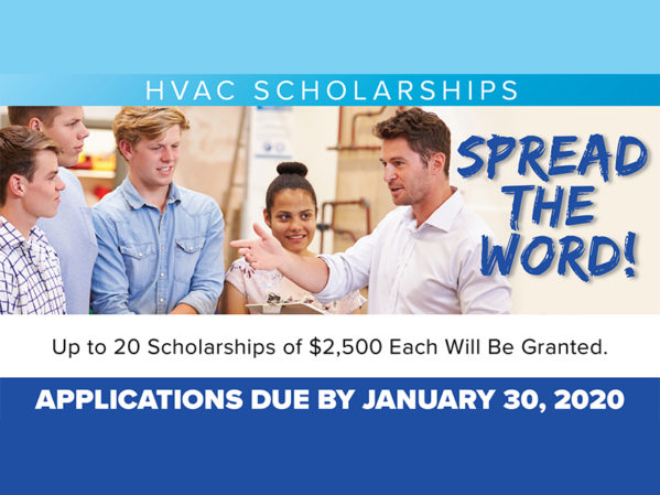 EnerBank Scholarship Helps Build the HVAC Future with Qualified Workers
