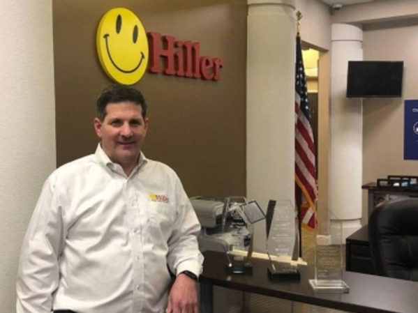 """Jimmy Hiller Wins Fourth """"Most Admired CEOs and Their Companies"""" Award in Five Years"""