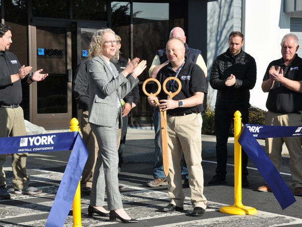 Johnson Controls Opens Second Training Center as Part of Nationwide HVAC Initiative