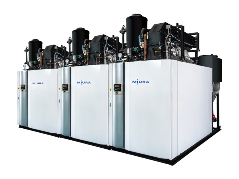 Miura to Showcase Unique Resource-Conservation Technology at AHR Expo 2020