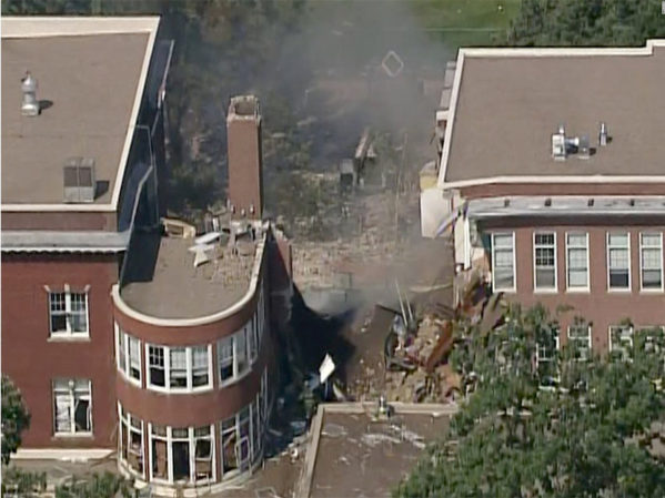 NTSB Faults Contractors for Fatal Minnehaha Academy Explosion