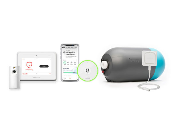 Resideo launches home and pro apps to monitor hvac water energy security